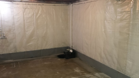 Eco-Dry Waterproofing