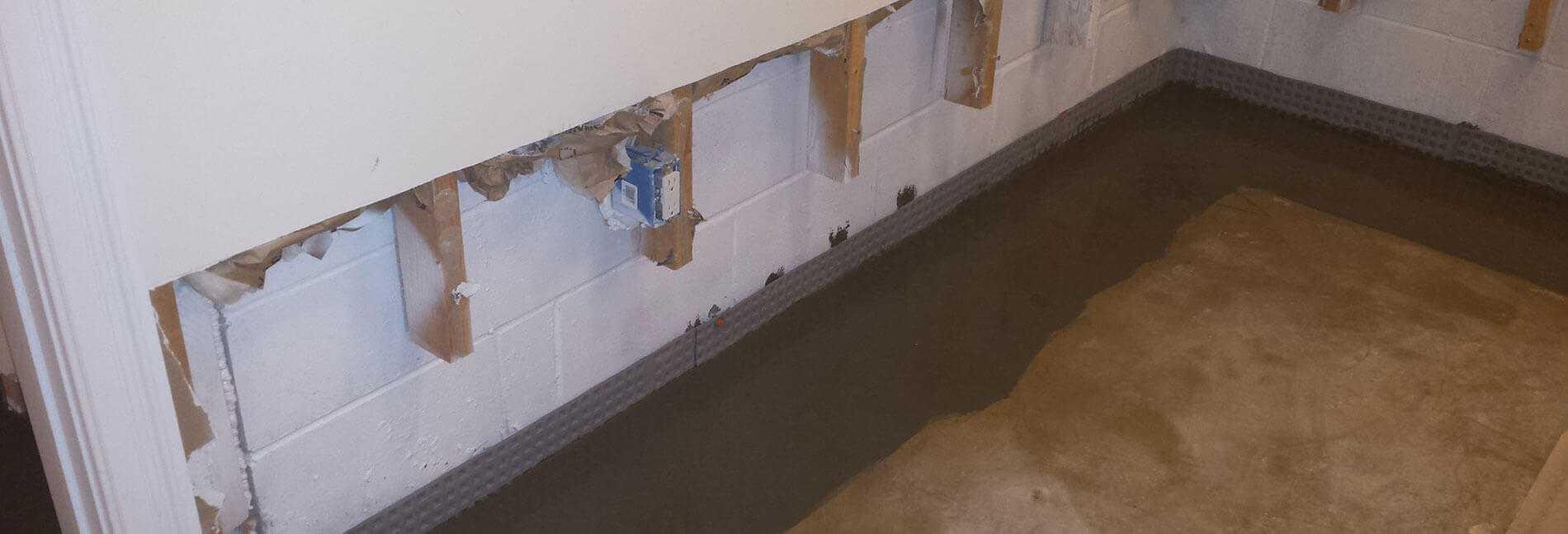 Eco-Dry Waterproofing